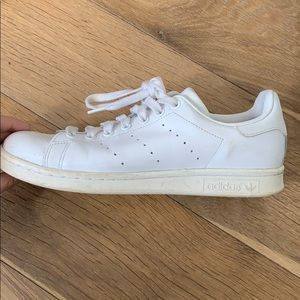 Adidas Stan Smith Male White Shoes